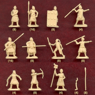 Ancient Sumerian Infantry
