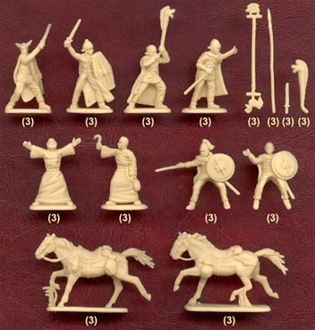 Ancient Gallic Command Set