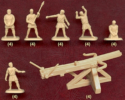 Ancient Greek Catapults
