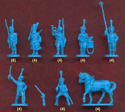 French Light Infantry Chasseurs Command