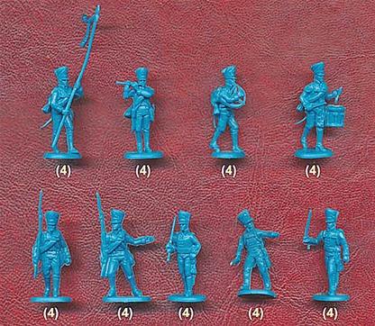 Prussian Infantry Command Set