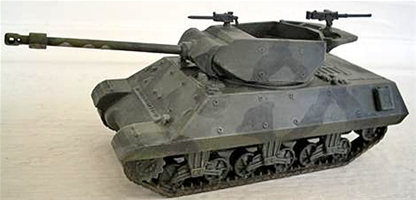 WWII Achilles Tank Destroyer