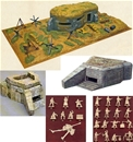 German Defensive Bunker Bundle - save 10%