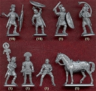 Roman Infantry 1st to 2nd Century - retired