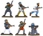 Afghan Fighters - Fully painted