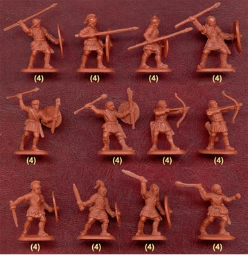 Roman Infantry of 4th-5th Centuries