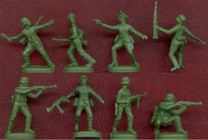 WW II German Pz Grenadiers - disc'd but in stock