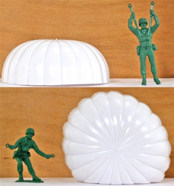WWII U.S. Paratroops - low stock