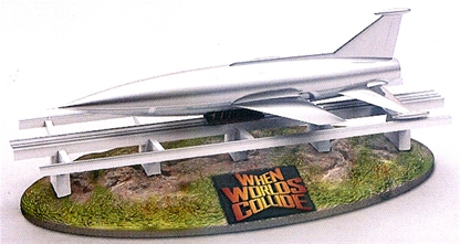 'When Worlds Collide' Space Ship