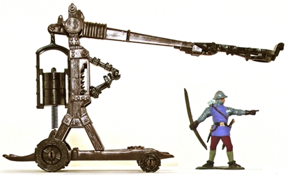 Large Firing Trebuchet Catapult - low stock!
