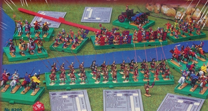 Alexander the Great Battle of Issus Game - 2 left