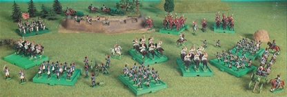 Battle of Borodino 1812 - 1 left