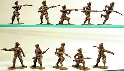 Indian Infantry - WWI Western Front - 1 left