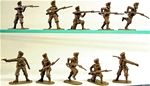 Indian Infantry - WW I Western Front - 2 le