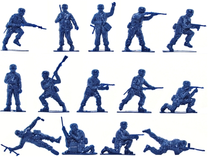 WW II German Paratroops - retired 6 sets left!