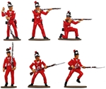 British Infantry 1815 - Basic Painted Version