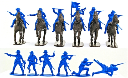 7th Cavalry - only 3 sets remain
