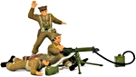 WWII British Infantry Machine Gun Set - Full paint