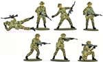 Modern British Infantry - fully painted version
