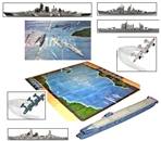 Axis and Allies Naval: War at Sea -- Starter Set