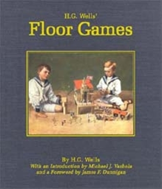 H.G. Well's Floor Games