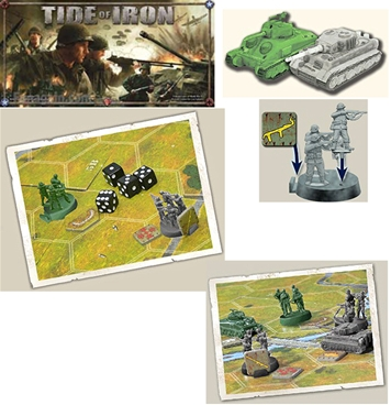 Tide of Iron - Tactical WWII Board Game