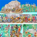 Deluxe Painted Thermopylae Playset