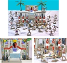 Deluxe Painted Ancient Egypt Palace Playset