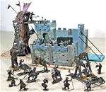 Painted Tolkien Lord of the Rings Battle Set