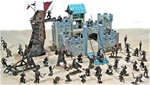 Grand Painted Lord of the Rings Playset