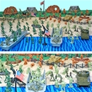 WW II Pacific Campaign Playset