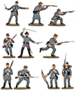 Accurate C.S.A.  Inf - fully painted - save 40%