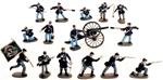 Imex Union Infantry - fully painted - save 40%