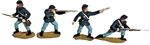 Timpo Union Infantry - fully painted - save 40%