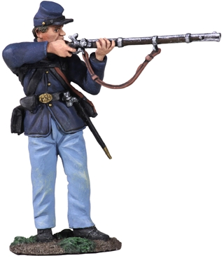 Union Infantry Standing Firing No 3