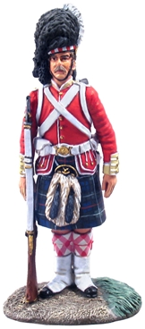 Ross-shire Buffs Regiment of Foot 1869