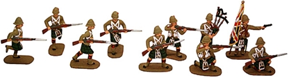 Highlanders - Northwest Frontier - Fully Painted