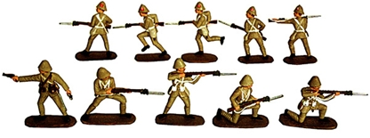 British Army - Boxer Rebellion - Fully Painted