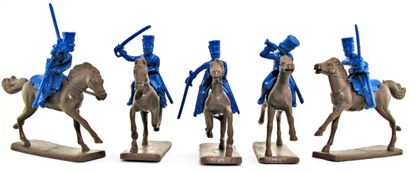 British 4th Light Dragoons