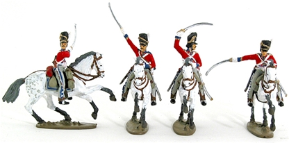 British Scots Greys - Fully painted