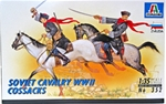 WWII Soviet Cavalry Cossacks - retired