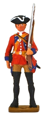 60th Royal American Reg't - French and Indian War