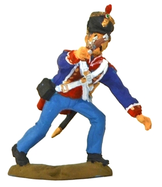 Mexican Grenadier Regiment - fully painted