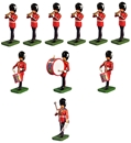 Drum and Bugles of the Grenadier Guards