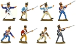 Mexican Infantry - fully painted