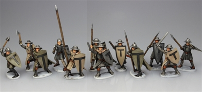 Teutonic Knights Infantry
