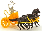 Chariot with 4 Horses