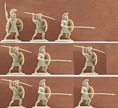 Ancient Greek Hoplites - RETIRED