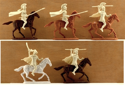 Ancient Greek Cavalry Set 2 - RETIRED