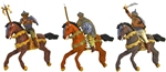 Dothraki Mounted Warriors set 2 - Fully painted